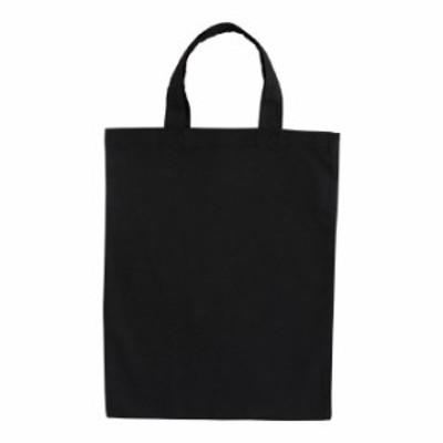 A4コットンバッグ ブラック(A) (TR-0128-009) 単品