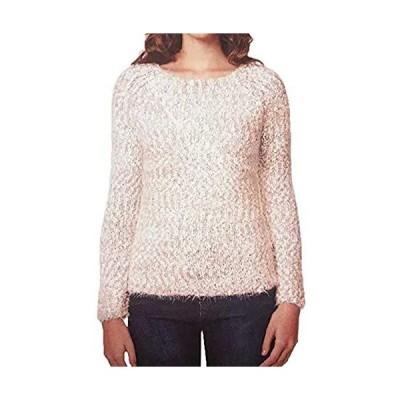 Buffalo David Bitton レディース アイラッシュセーター US サイズ: X-Large カラー: ピンク並行輸入品 送料無料