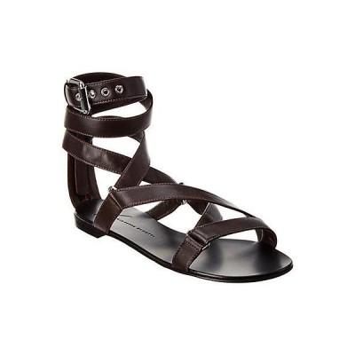 レディース シューズ  Giuseppe Zanotti Strappy Leather Sandal