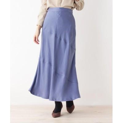 OPAQUE.CLIP(オペークドットクリップ) 【42(LL)WEB限定サイズ】Aラインマキシスカート