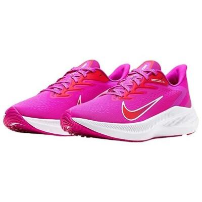 ナイキ Zoom Winflo 7 レディース スニーカー シューズ 靴 Fire Pink/Summit White/Ember Glow