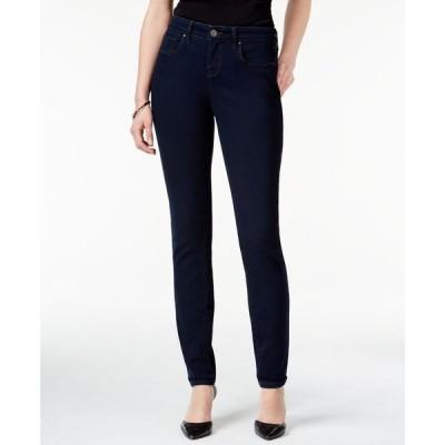 スタイル&コー Style & Co レディース ジーンズ・デニム ボトムス・パンツ Curvy-Fit Skinny Jeans Rinse