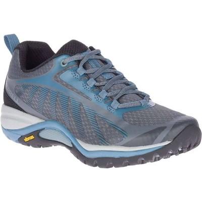 メレル Merrell レディース ハイキング・登山 シューズ・靴 Siren Edge 3 Rock/Bluestone