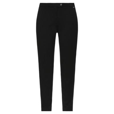 LE COEUR TWINSET パンツ ブラック XS レーヨン 60% / ナイロン 35% / ポリウレタン 5% パンツ
