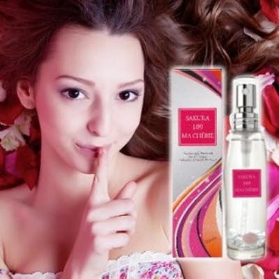 圧倒的な魅惑香を放つ109種類のバラの香り【サクラ109マシェリ】香水/materi36P5