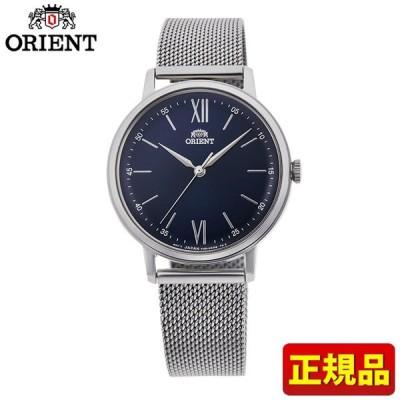 CLASSIC クラシック ORIENT オリエント RN-QC1701L レディース 腕時計 国内正規品 青 ネイビー シルバー
