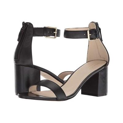 コールハーン Clarette Sandal II レディース ヒール パンプス Black Leather