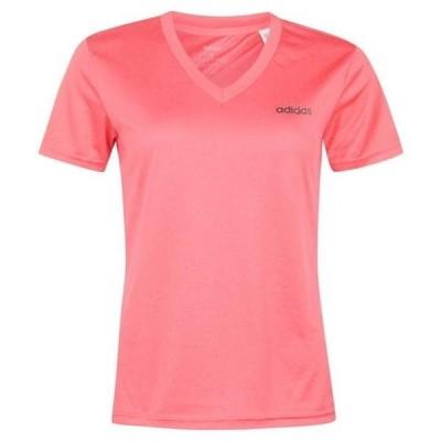 アディダス Tシャツ レディース トップス Womens Designed2Move Solid T-Shirt
