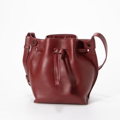 エコー ECCO ECCO Sculptured Sm. Bucket Bag (SYRAH)