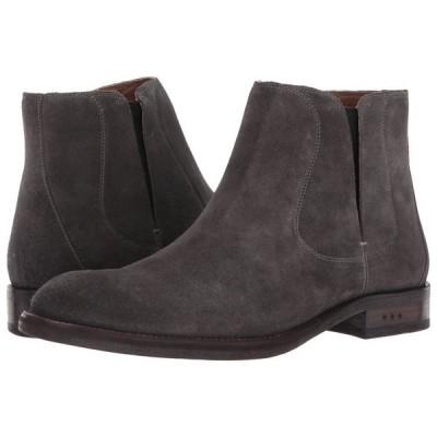ジョン バルベイトス John Varvatos メンズ ブーツ シューズ・靴 Waverly Chelsea Coal