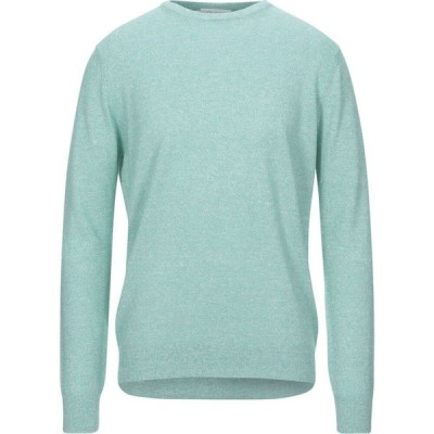 クルチアーニ CRUCIANI メンズ ニット・セーター トップス sweater Light green