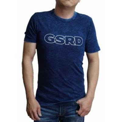 ジースターロウ G-STAR RAW 半袖Tシャツ ブリーチ スリム D10486 メンズ 夏物 ジースターロゥ