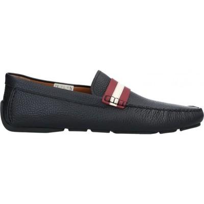 バリー BALLY メンズ ローファー シューズ・靴 Loafers Black