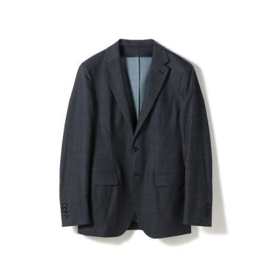 ジャケット テーラードジャケット ESTNATION / デニムライクストレッチウールセットアップジャケット