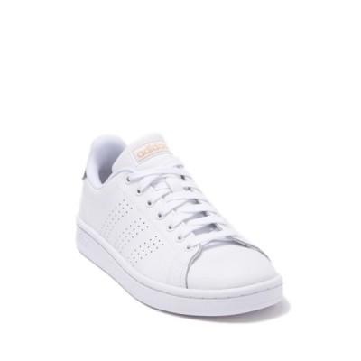 アディダス レディース スニーカー シューズ Advantage Leather Sneaker FTWWHT/FTW