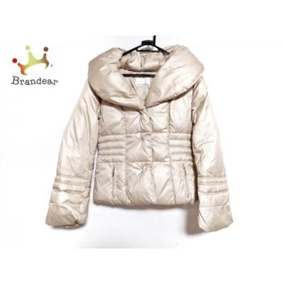 エムプルミエブラック ダウンジャケット サイズ36 S レディース 美品 ピンク 冬物   スペシャル特価 20210317