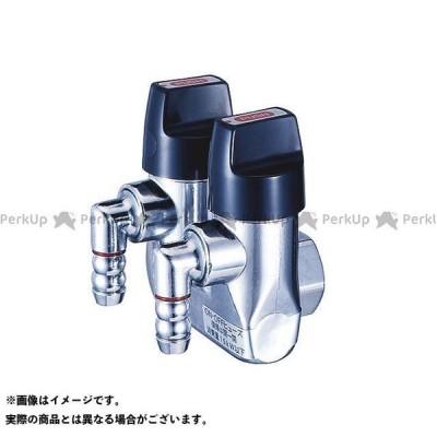 【無料雑誌付き】koyosangyo.co D.I.Y. G025Z-12P LB二口ONOFFヒューズガス栓 光陽産業