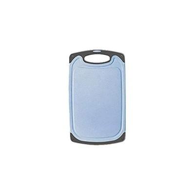 まな板 AINAAN キッチンカッティングボード 滑り止め脚とジュース溝付き 握りやすいハンドル 食器洗い機使用可 BPAフリー S:(8.27x13.7 i