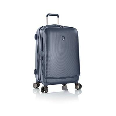 """Portal 26"""" Spinner Suitcase Color: Slate Blue"""