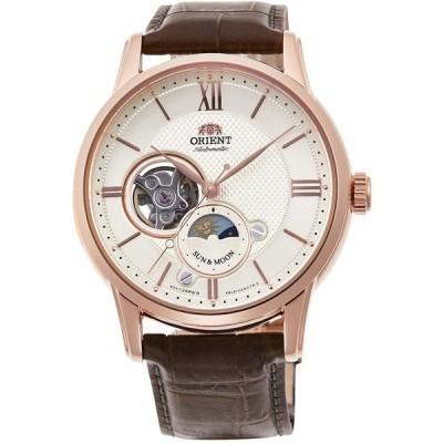 【送料無料】オリエント ORIENT メンズ腕時計 海外モデル CLASSIC SUN & MOON AUTOMATIC オートマチック サン&ムーン RA-AS0003S00B