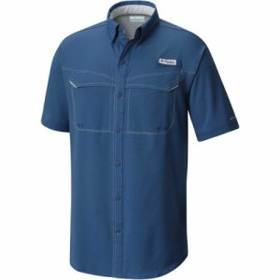 コロンビア 半袖シャツ Columbia PFG Low Drag Offshore Short Sleeve Shirt Nightide