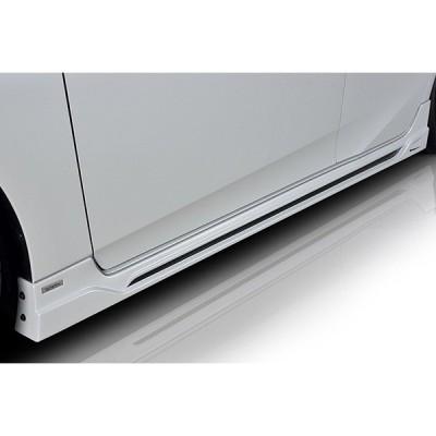ROWEN ECO SPO Edition RR サイドステップ FRP製 素地 トヨタ プリウス FF ZVW50用 1T022J00