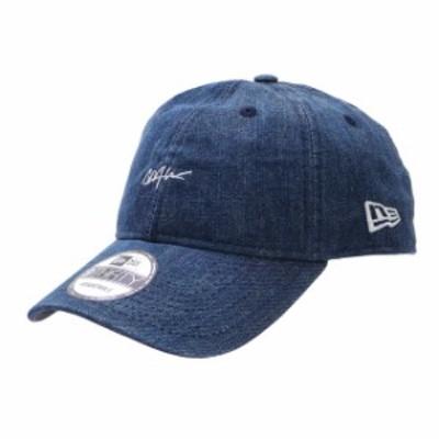 新品 ダブルティー WTW x ニューエラ NEW ERA 9THERTY DENIM CAP キャップ INDIGO インディゴ ヘッドウェア