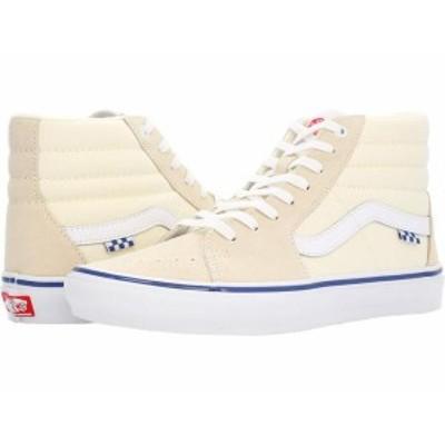 バンズ メンズ スニーカー シューズ Skate SK8-Hi Off-White