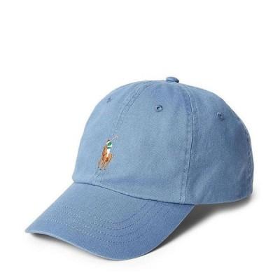 ラルフローレン メンズ 帽子 アクセサリー Multi Color Pony Chino Cap
