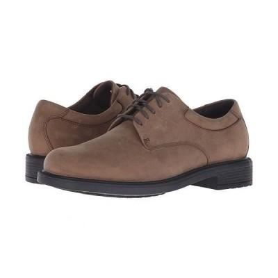 Rockport ロックポート メンズ 男性用 シューズ 靴 オックスフォード 紳士靴 通勤靴 Big Bucks Margin - Espresso Nubuck