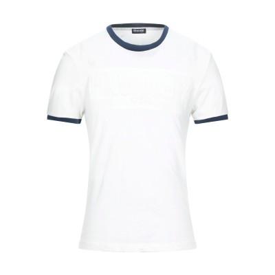 ブラウアー BLAUER T シャツ ホワイト L コットン 100% T シャツ