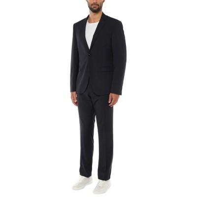 ALESSANDRO GHERARDI スーツ ダークブルー 56 ポリエステル 75% / レーヨン 25% スーツ