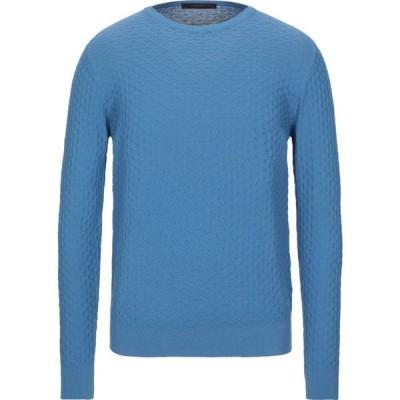 ジョルディーズ JEORDIE'S メンズ ニット・セーター トップス sweater Blue