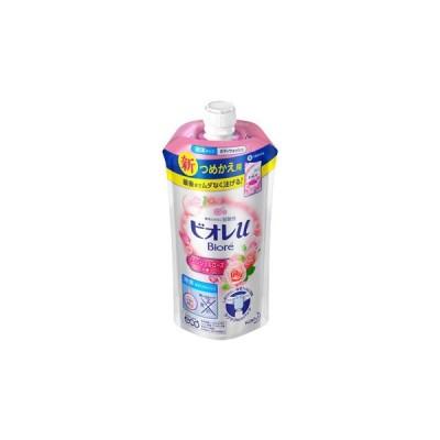 花王 ビオレu エンジェルローズの香り つめかえ用 (340mL) 詰め替え用 ボディウォッシュ