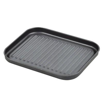 パール金属 こんがりシェフ ふっ素加工グリル・オーブントースター用プレート