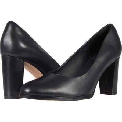 クラークス Clarks レディース シューズ・靴 Kaylin Cara 2 Black Leather