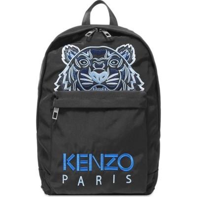 ケンゾー Kenzo メンズ バックパック・リュック バッグ paris tiger backpack Black