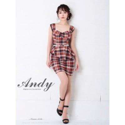 Andy ドレス AN-OK2311 ワンピース ミニドレス andyドレス アンディドレス クラブ キャバ ドレス パーティードレス