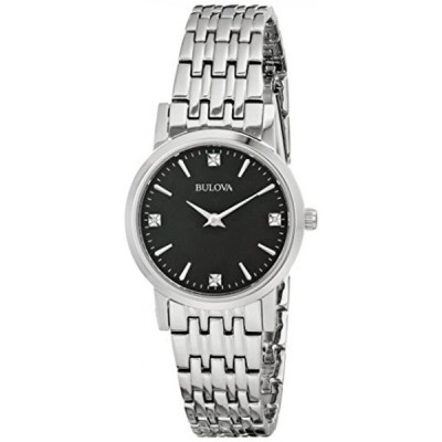 ブローバ 腕時計 レディースウォッチ Bulova Mother Of Pearl Dial Diamond Accent Watch