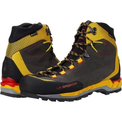 ラスポルティバ La Sportiva メンズ ハイキング・登山 シューズ・靴 Trango Tech Leather GTX Black/Yellow