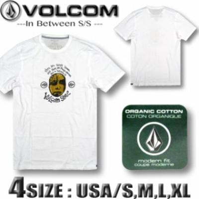 ボルコム Tシャツ メンズ VOLCOM 半袖 サーフブランド USA規格 白 ホワイト A5012004
