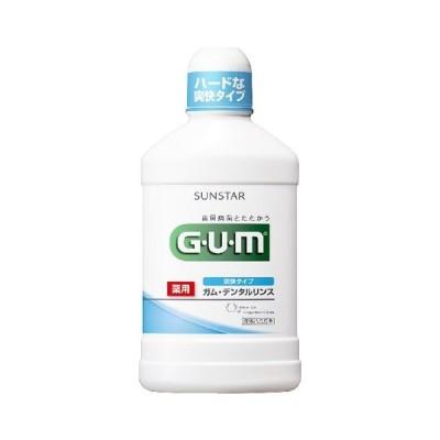 サンスター ガム(GUM) デンタルリンス 爽快タイプ 500ml (4901616010178)