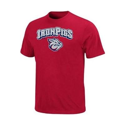 Minor League Iron Pigs Tシャツスタイルジャージー Adult Large