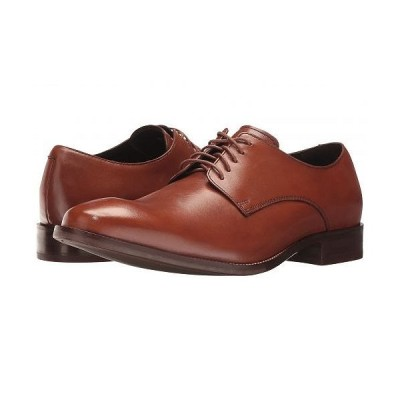 Cole Haan コールハーン メンズ 男性用 シューズ 靴 オックスフォード 紳士靴 通勤靴 Williams Plain II - British Tan