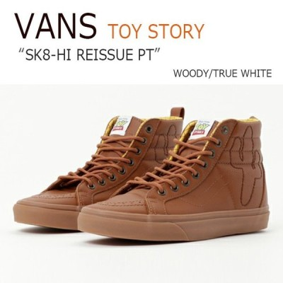 VANS バンズ TOY STORY トイストーリー SK8-HI REISSUE WOODY  スケートハイ ウッディ VN0A2XS3M4Z