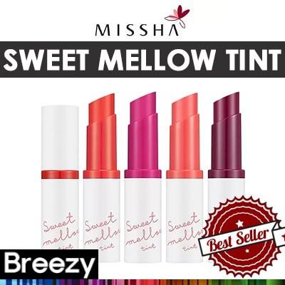 [BREEZY] [MISSHA] Sweet Mellow Tint 10color 4g