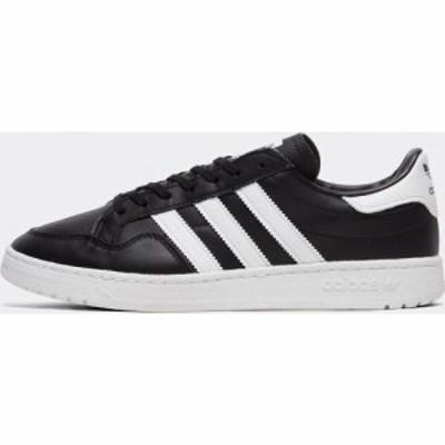 アディダス adidas Originals メンズ スニーカー シューズ・靴 Team Court Trainer Core Black/Footwear White/Core Black