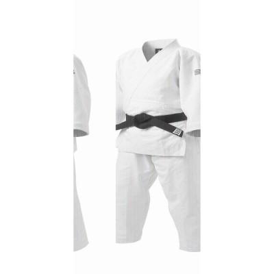 九櫻 JZ4Y 特製二重織柔道衣 上下セット ホワイト()