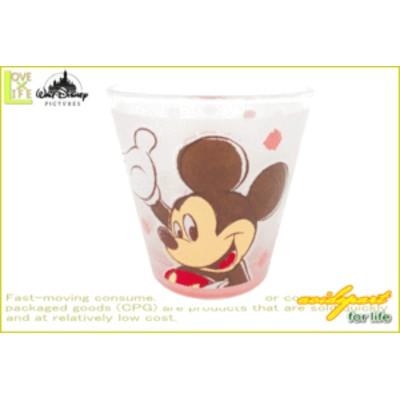 【ディズニーキャラクター】フロストグラス【ミッキー】【ミッキーマウス】【ディズニー】【グラス】【コップ】【カップ】【グッズ】【食