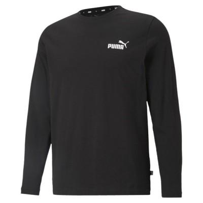 プーマ  ESS NO. 1 ロゴ LS Tシャツ  589027-01 メンズ